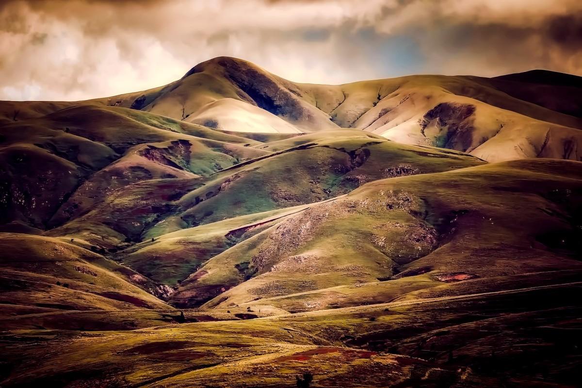 Hill|Pahaari|पहाड़ी
