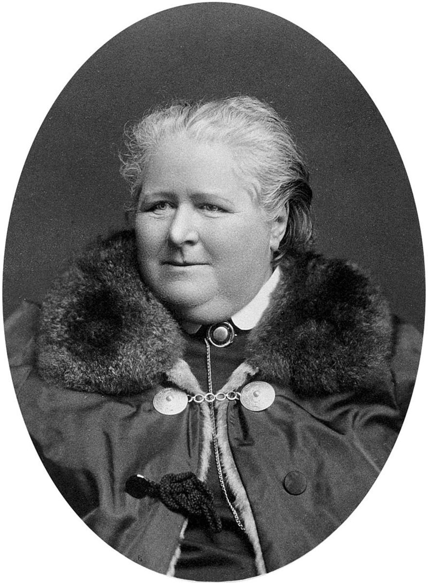 Frances Power Cobbe was instrumental in founding the anti-vivisection movement.