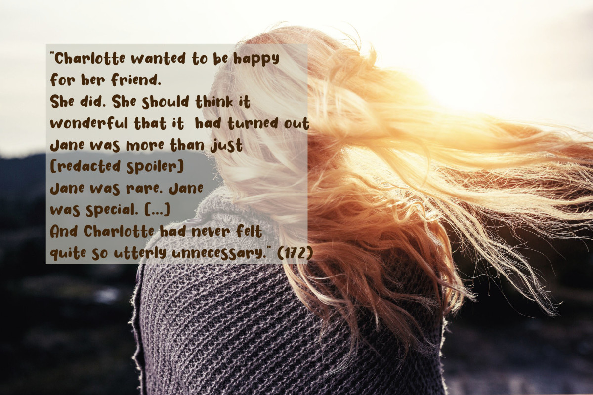 A Quote From Page 172 of My Plain Jane