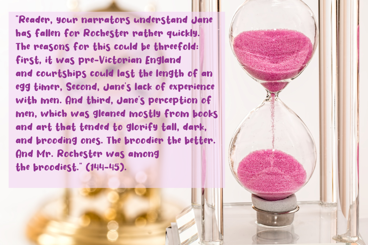 A Quote From Pages 144–145 of My Plain Jane