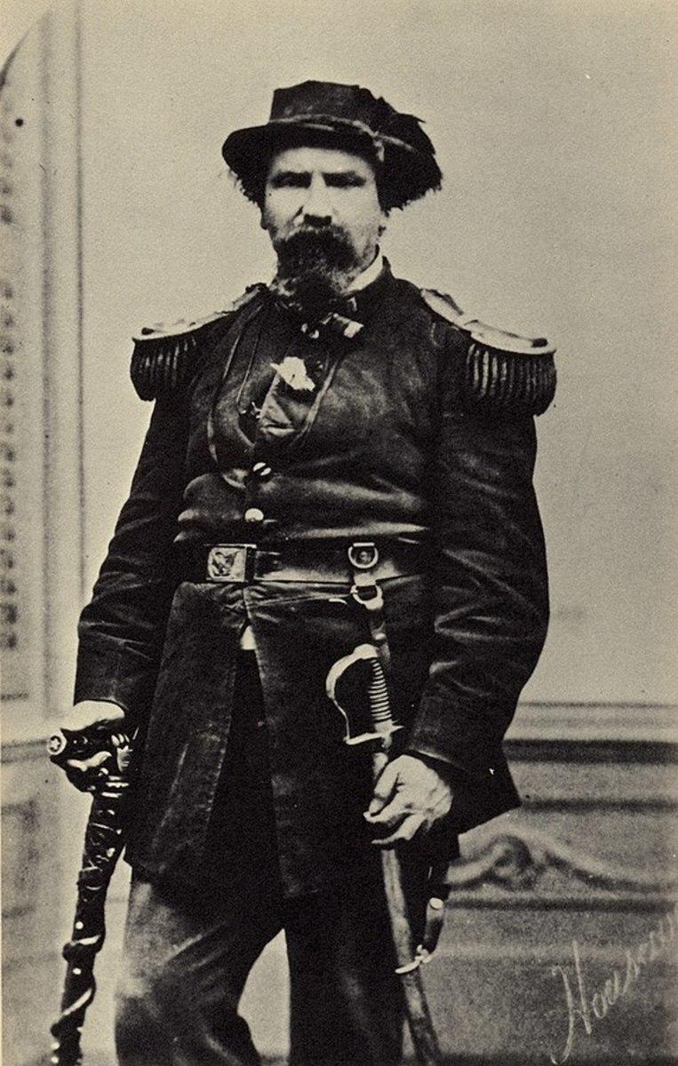 Norton I, Emperor of the United States.