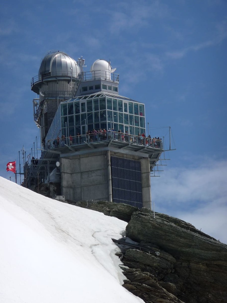 The Sphinx Observatory
