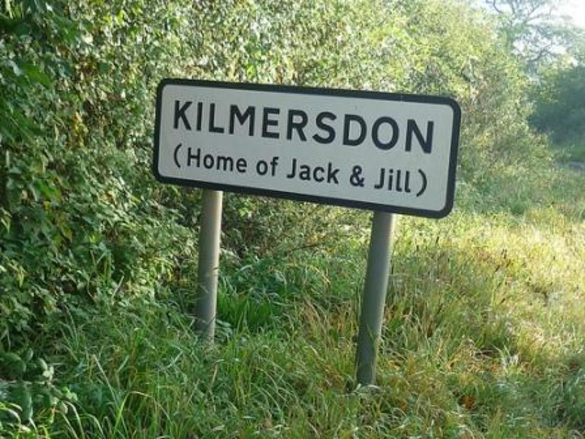 Sign at Kilmersdon