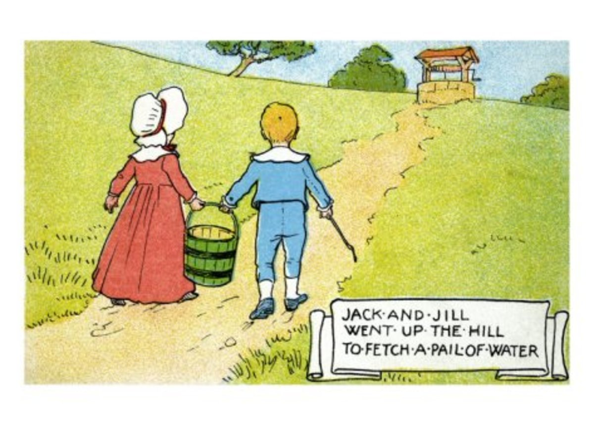 Nursery Rhymes Jack And Jill