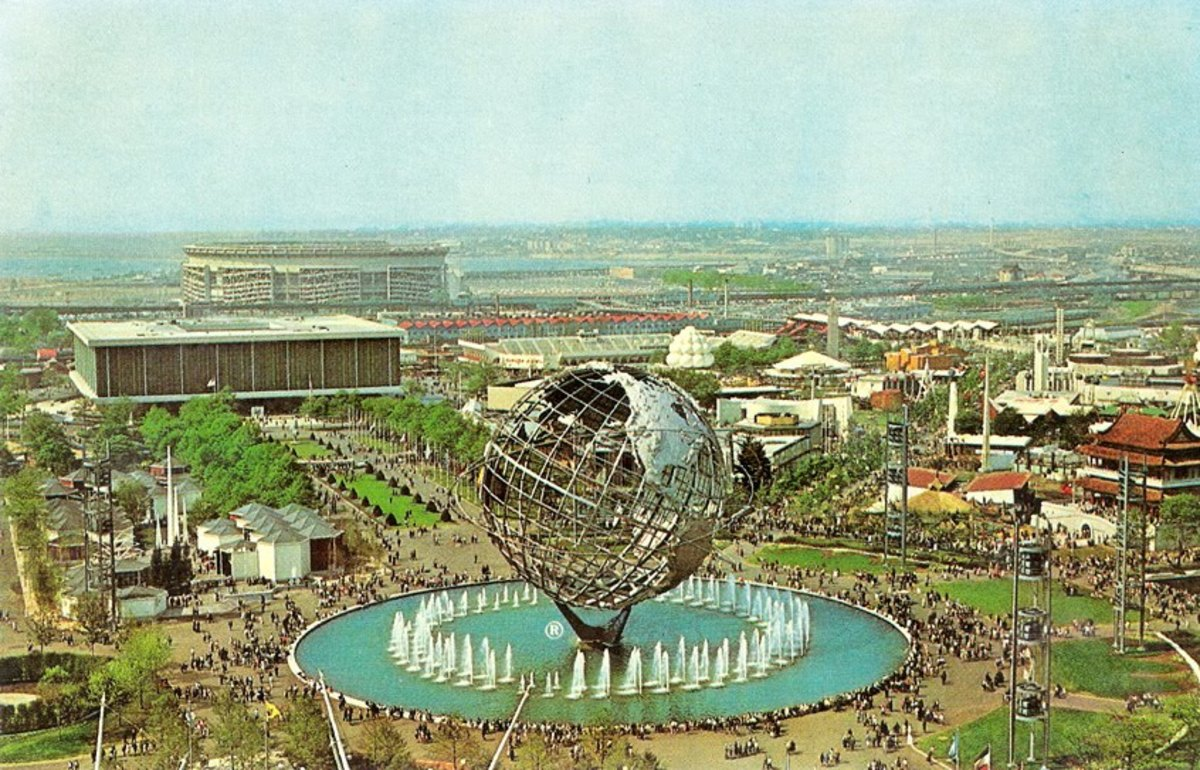 The 1964 World's Fair.