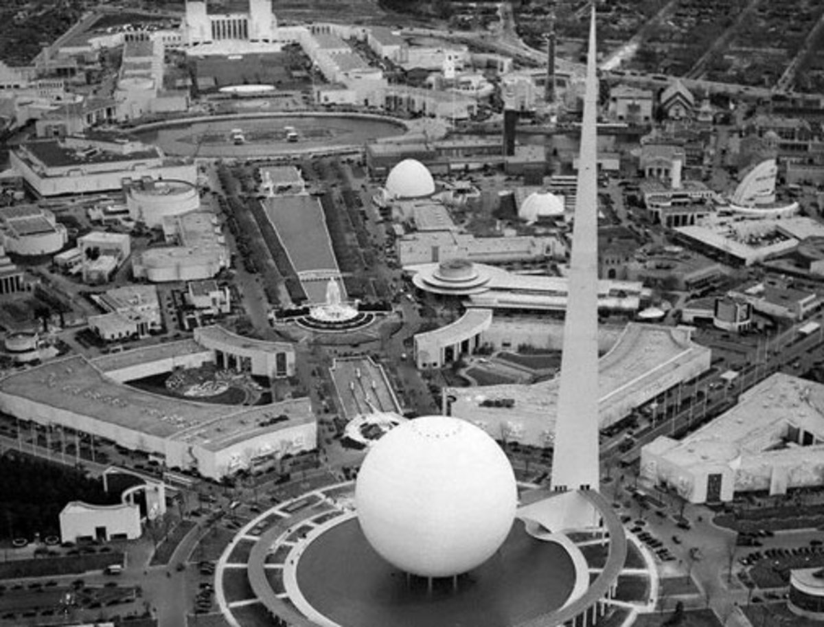 The 1939 Worlds Fair.