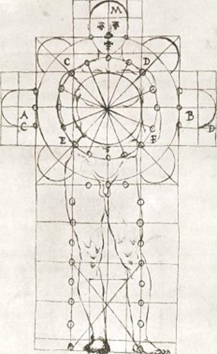 Francesco di Giorgio Martini - Drawing for a Church