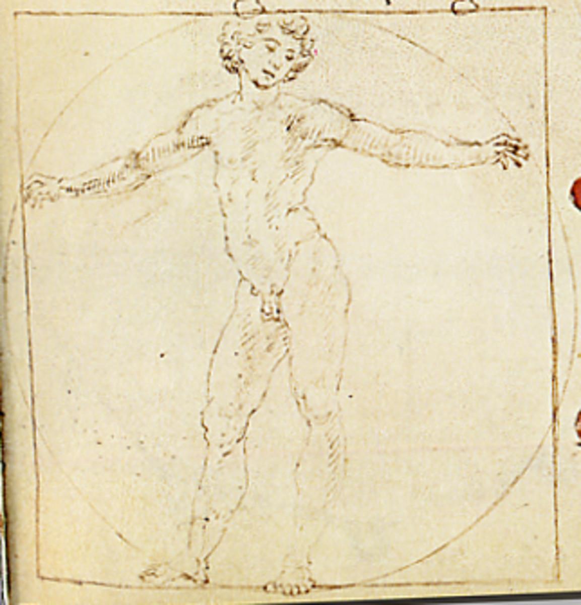 Francesco di Giorgio Martini - Illustration from the Trattato di architettura - c. 1470