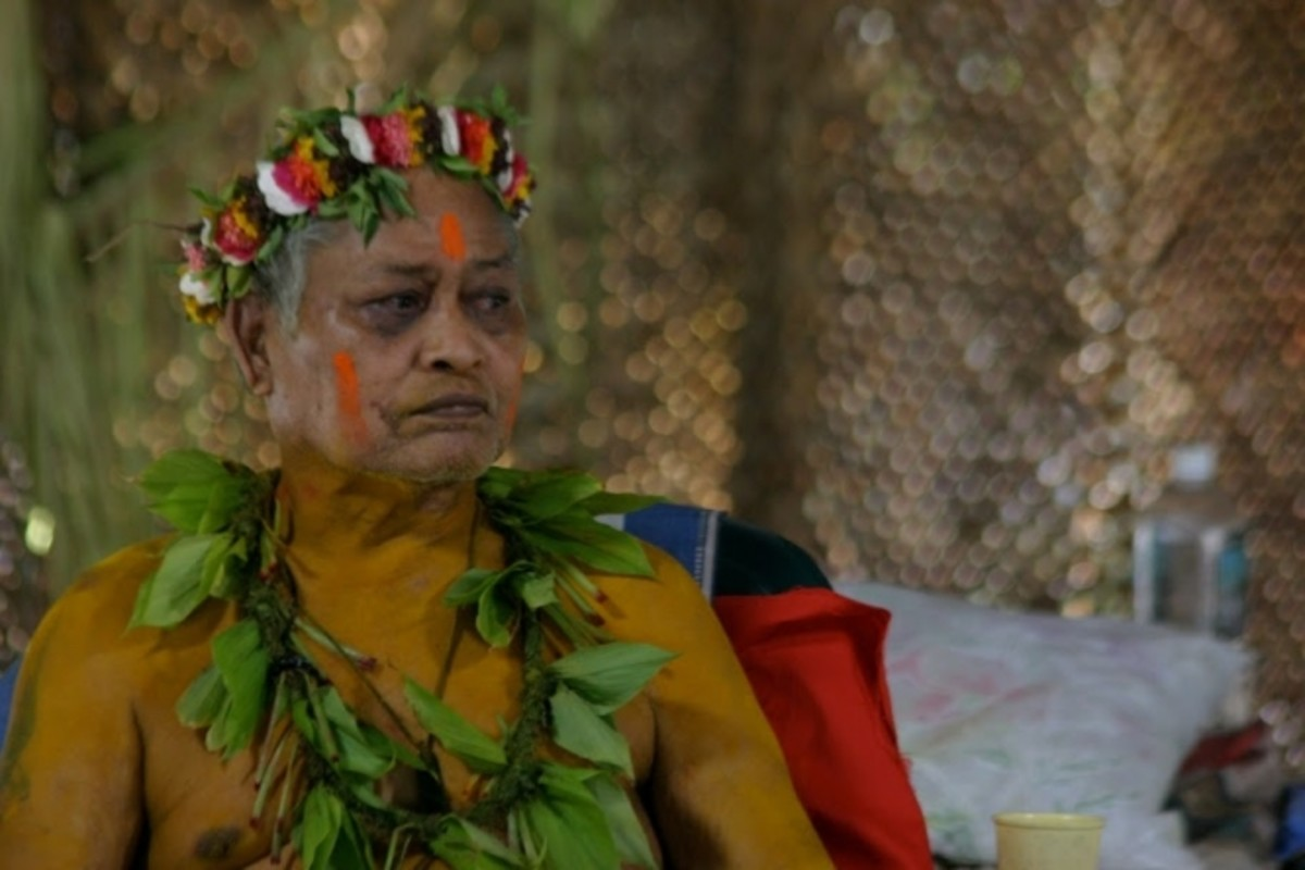 Master navigator Mau Piailug, from the documentary Papa Mau: The Wayfinder by Na'alehu Anthony
