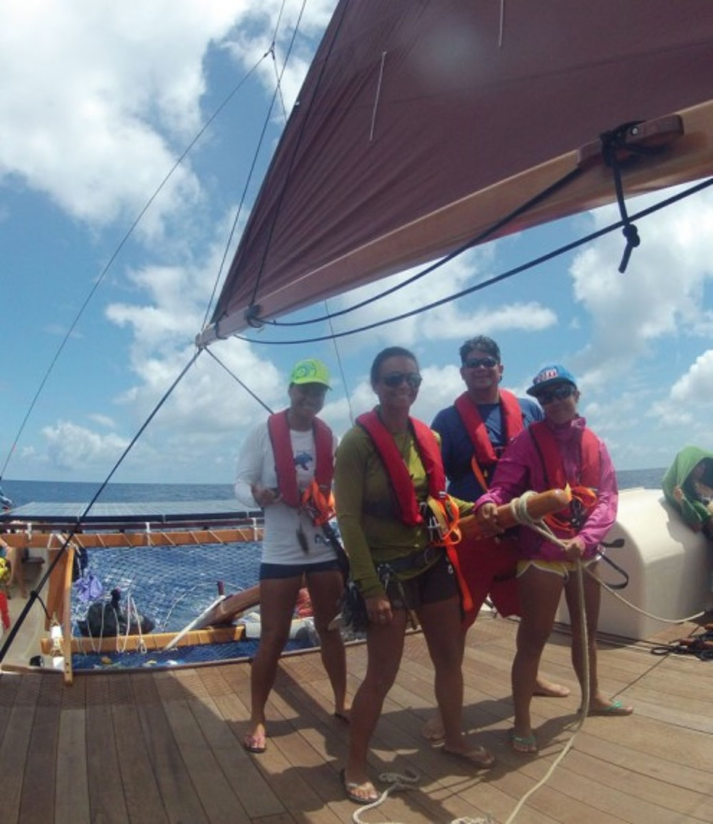Hawaiian navigation courses are given at select college campuses in Hawai'i.