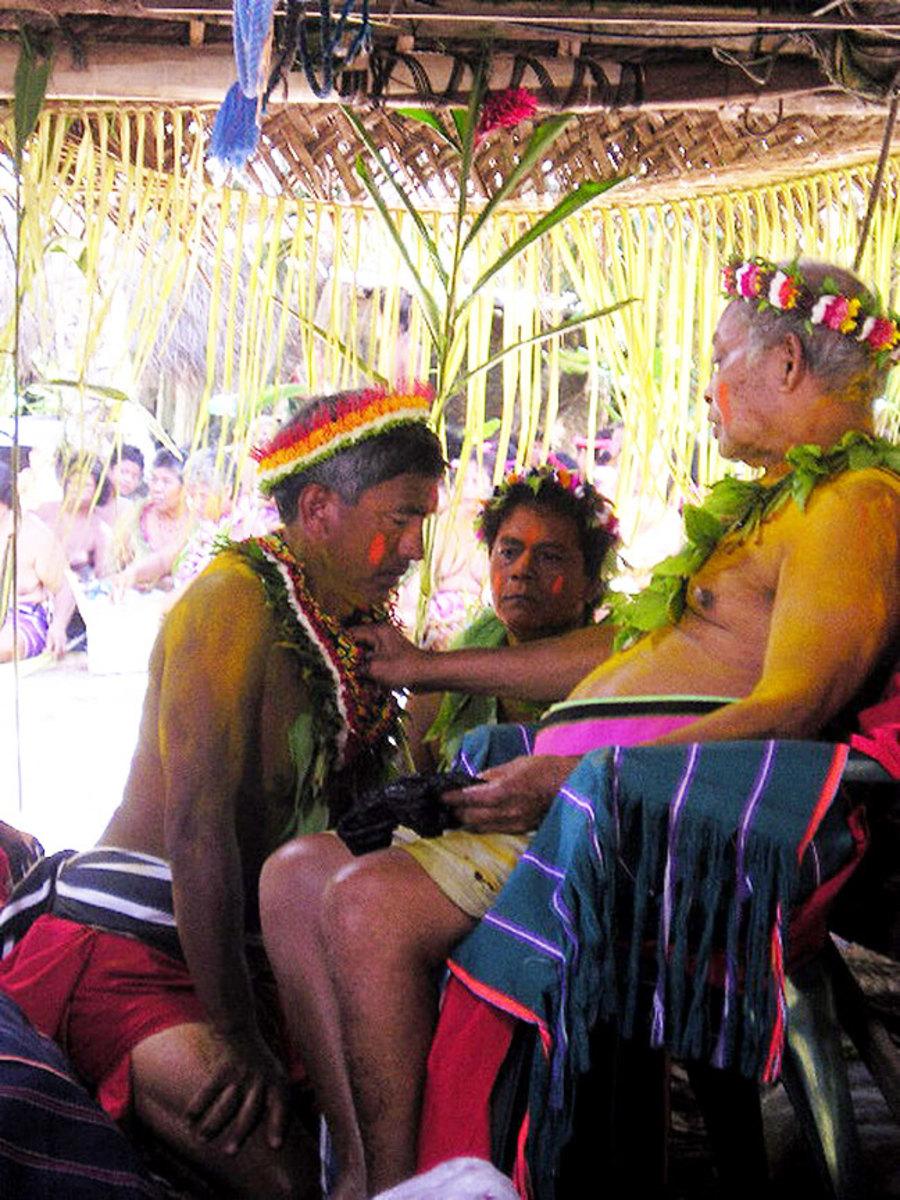 Native Hawaiian navigator Nainoa Thompson received training directly from Mau Piailug.