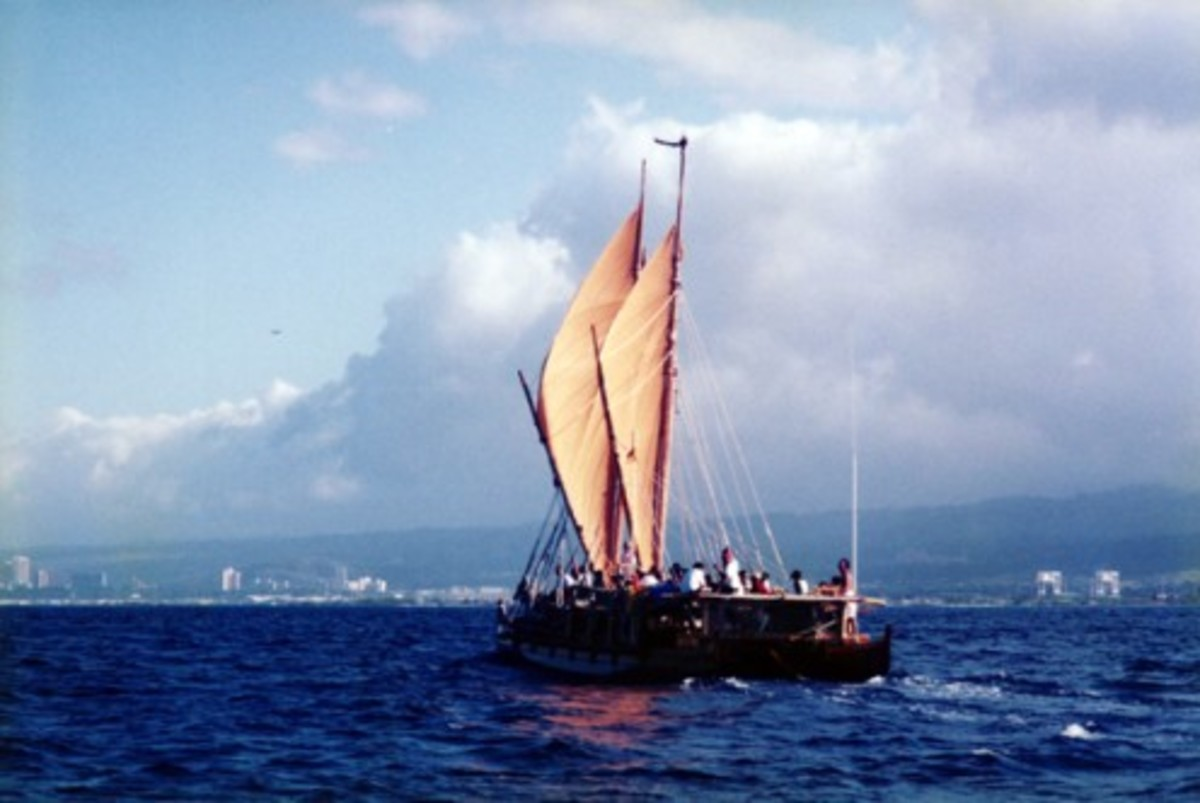 The Hawai'iloa launched in 1993.