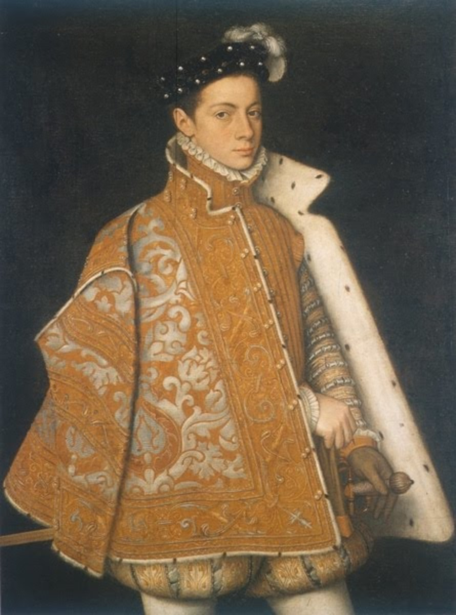 Portrait of Alessandro Farnese (a. 1562), Dublin, National Gallery of Ireland