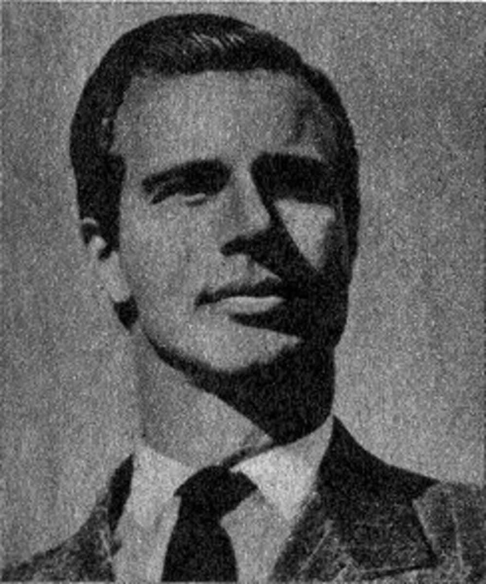 John Hersey, 1952