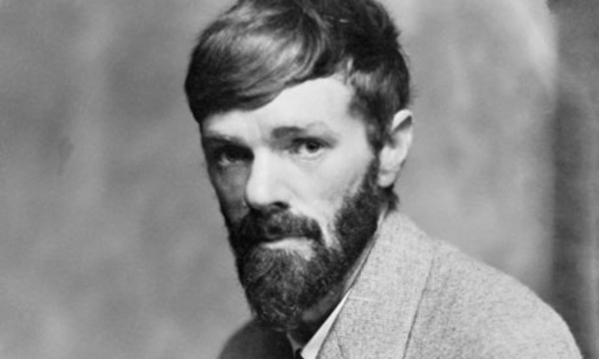 formalist analysis of d h lawrence Have you encountered a snake near your home what was your immediate reaction the frightening experience of confronting a snake is beautifully described in d h lawrence's poem, snake.