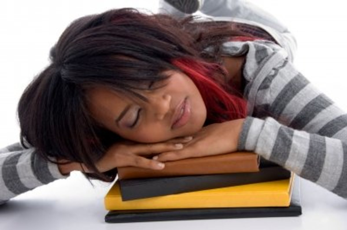 You need to take care of yourself, including getting enough sleep,  to ensure that your perform well on your test.