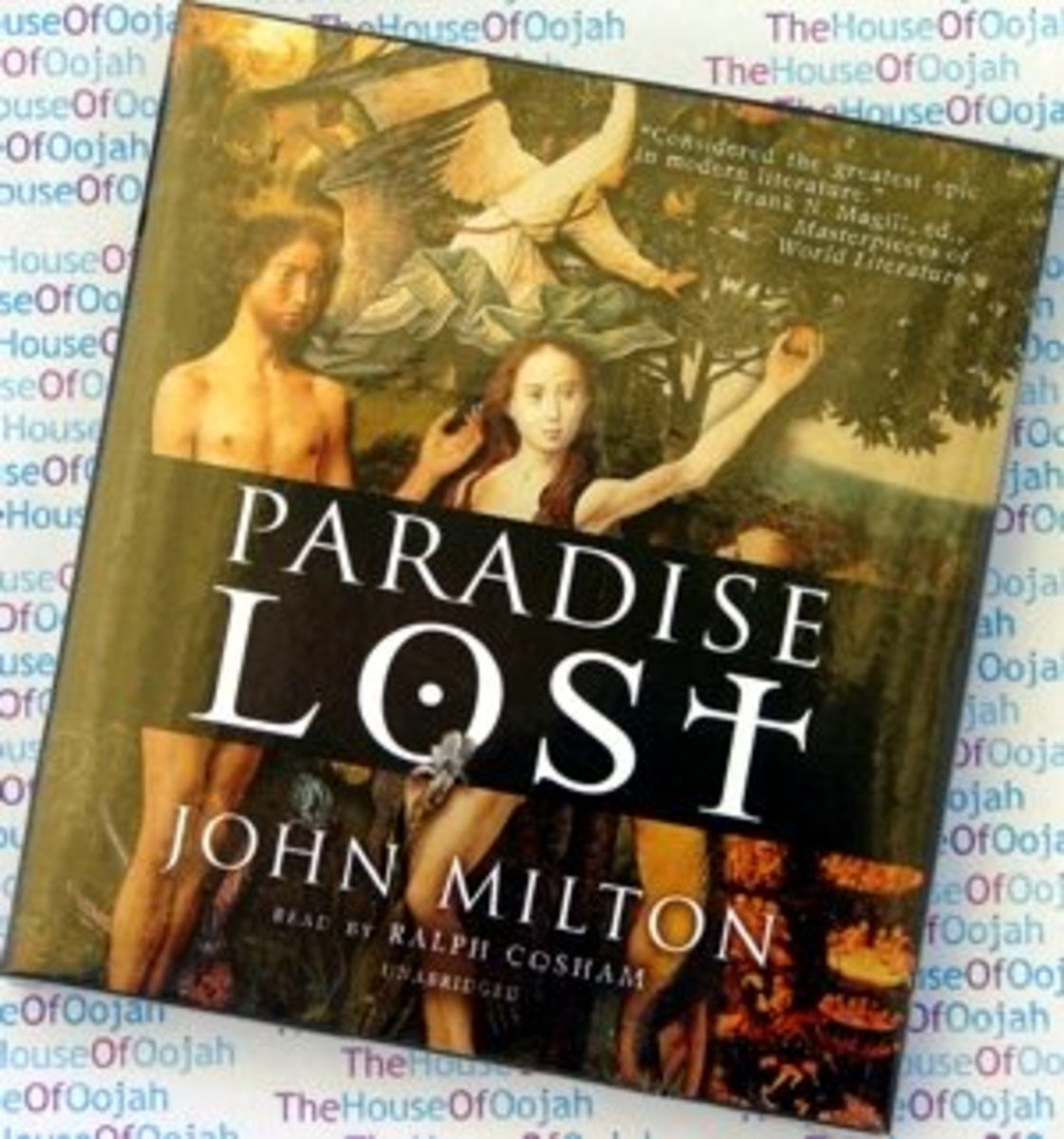 Paradise Lost: An Example of Literary Epic
