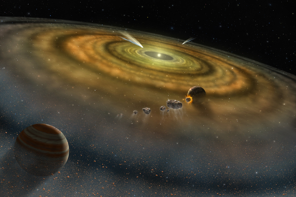 How did comets form in the early solar system? No one is sure - yet.