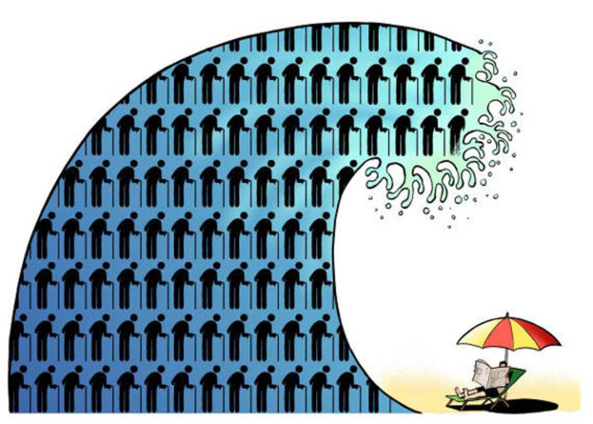 Overpopulation Tsunami