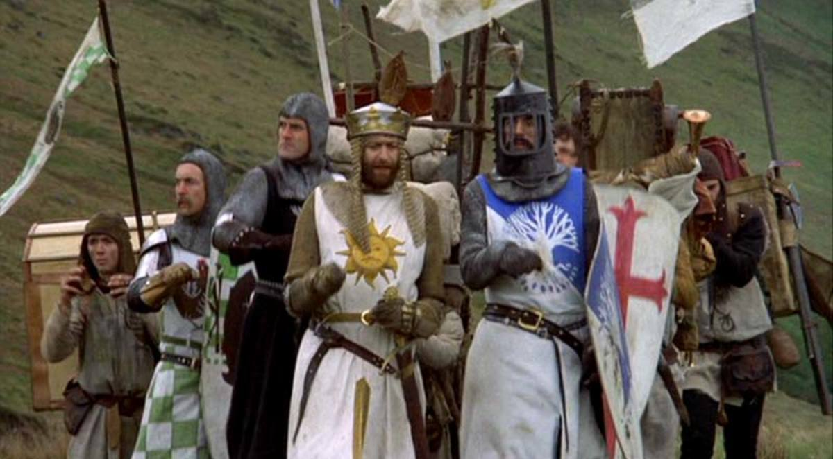 "Monty Python's ""Quest for the Holy Grail"""
