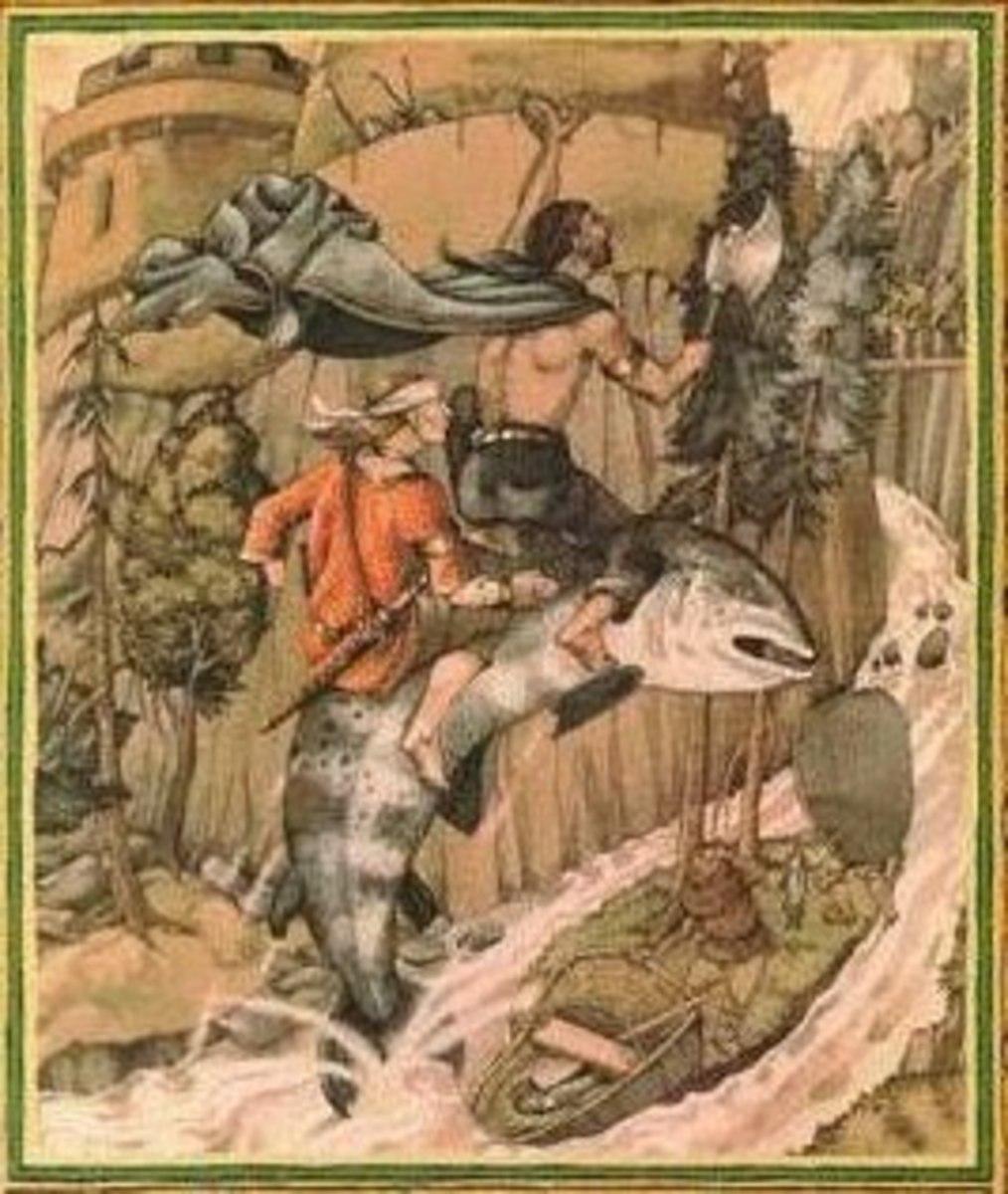 """""""Culhwch and Olwen"""""""