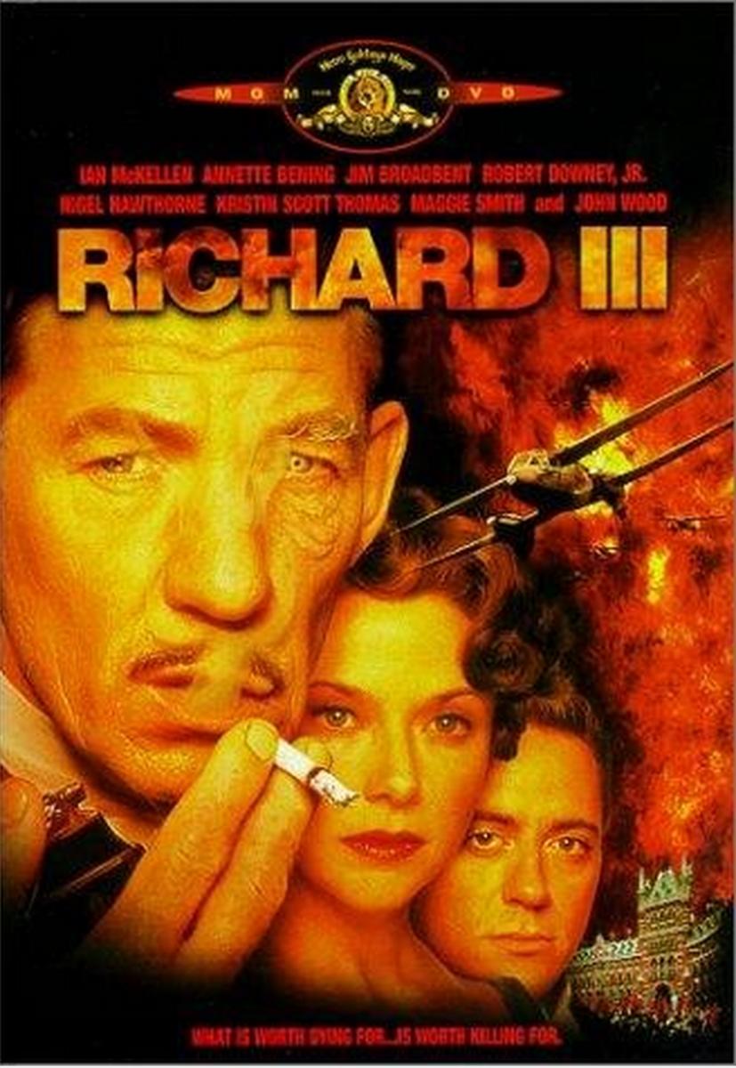 """Richard Loncraine's """"Richard III"""" (1995)"""