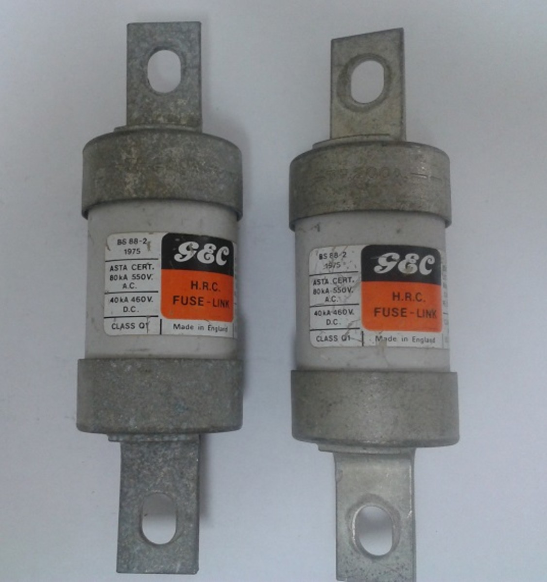 High Rupturing Capacity Hrc Fuses Owlcation