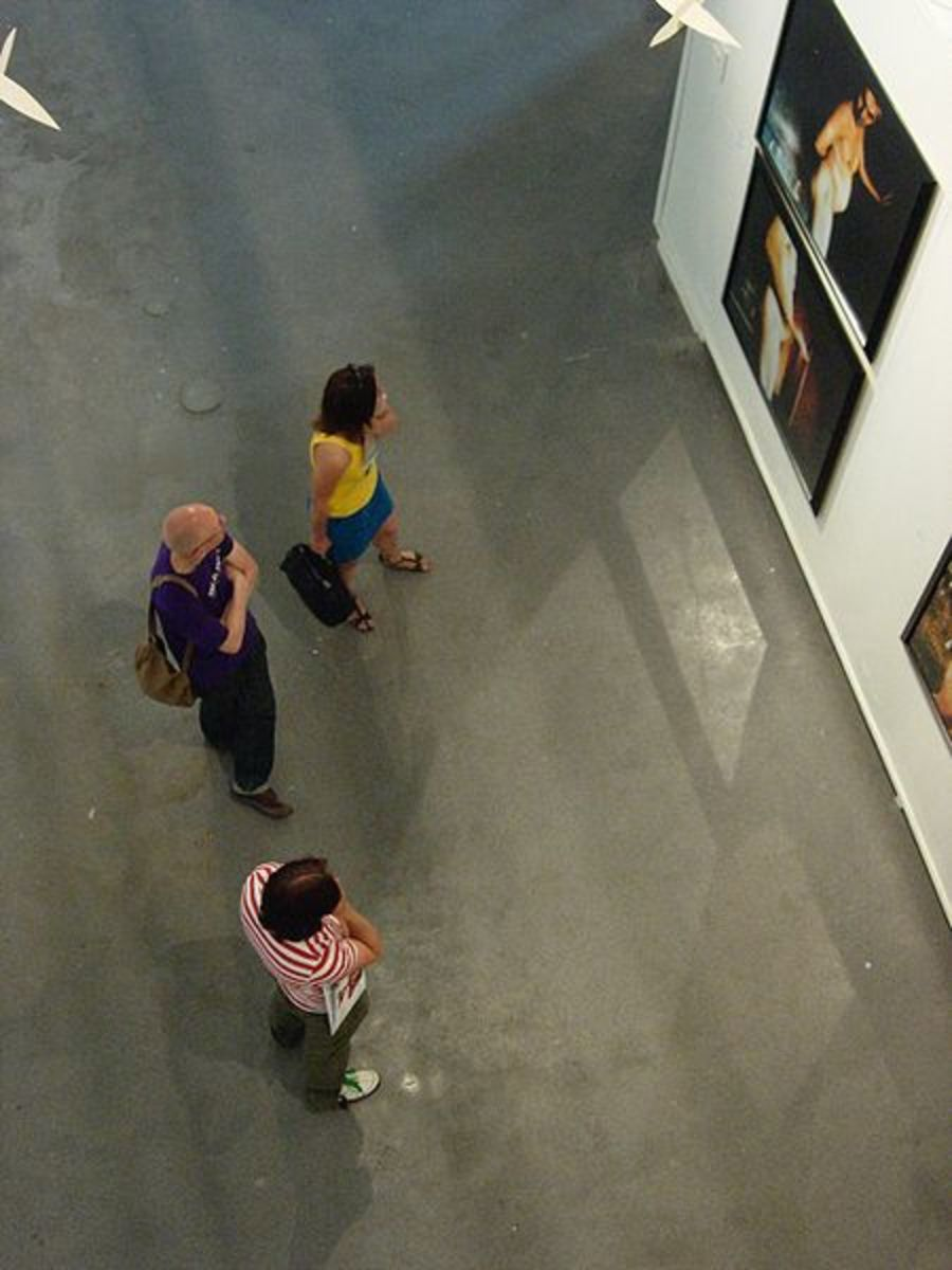 Visiting an Art gallery for the first time can be an overwhelming experience but with careful research and planning it can be educational, inspiring and fun.