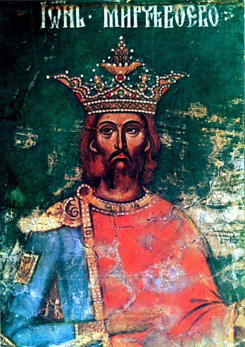 Mircea the Elder, or Mircea I,  grandfather of Vlad III