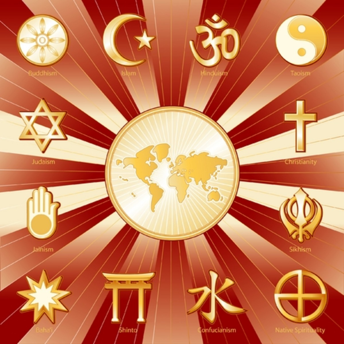 Meanings Of Various Religious Symbols Owlcation