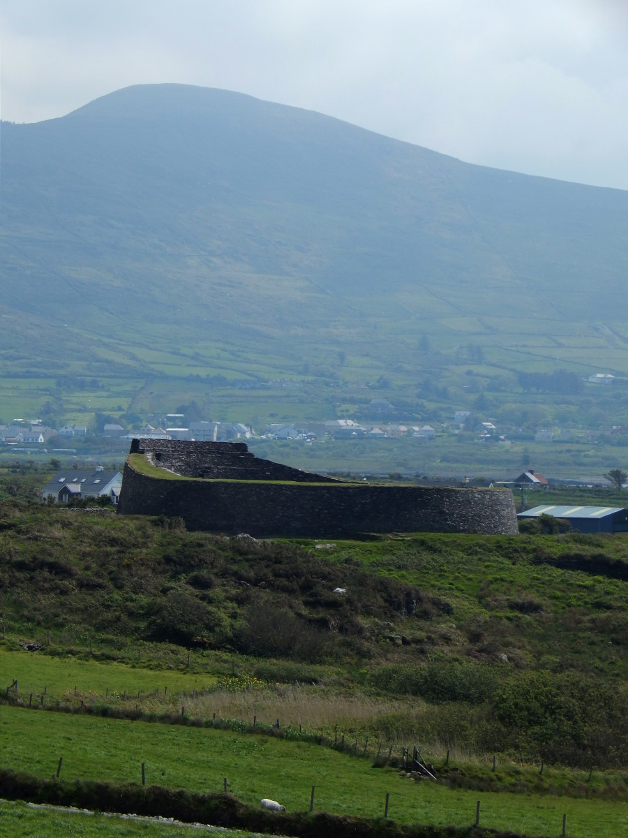 Cahergall, a jewel on the Ring of Kerry