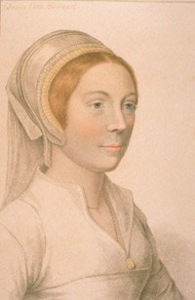 Catherine Howard prior to her marriage