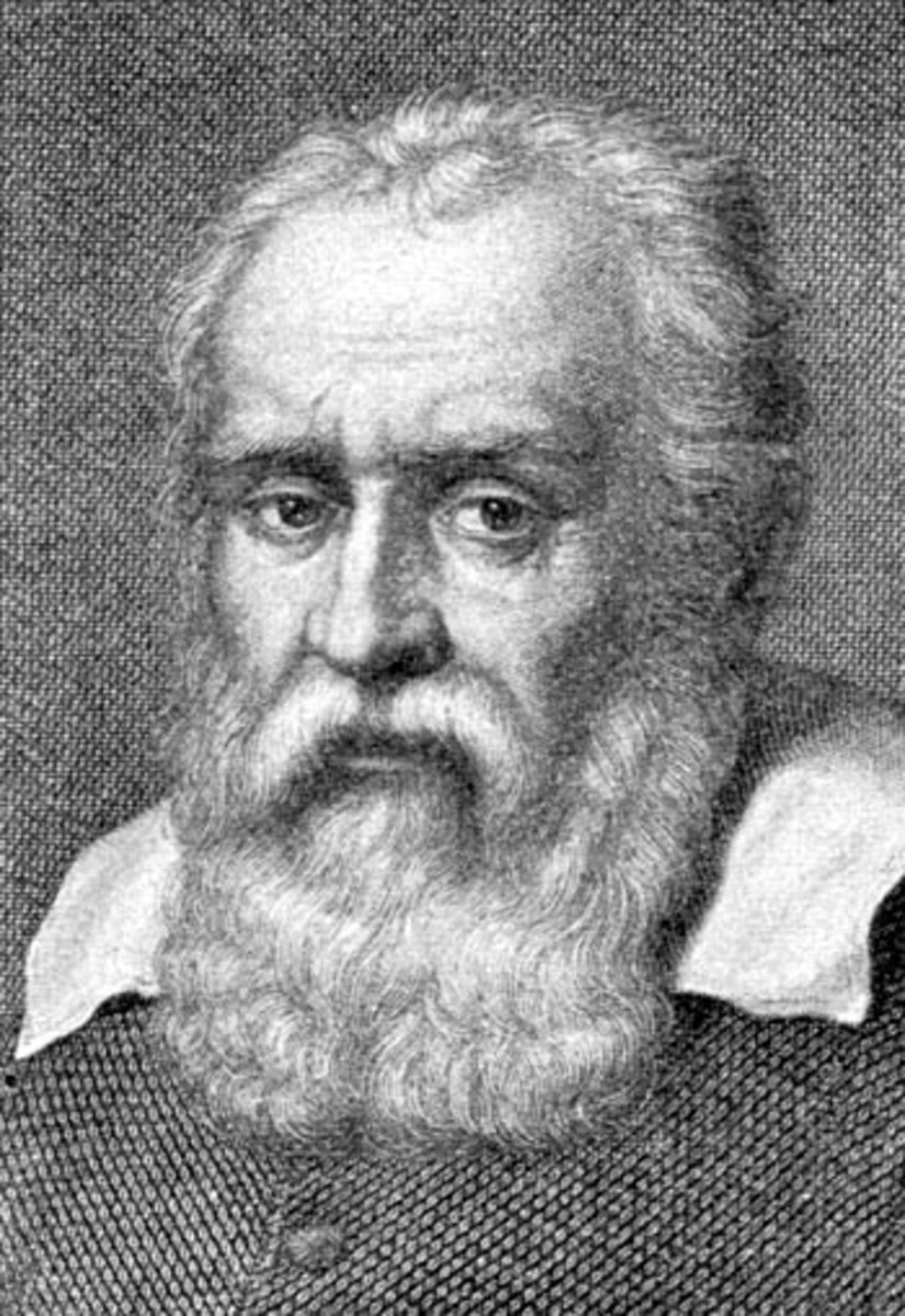 Galileo was the first person to turn the eye of a telescope on the Moon and to discover that it was not a divine being but a satellite of the Earth and could be studied by astronomers.