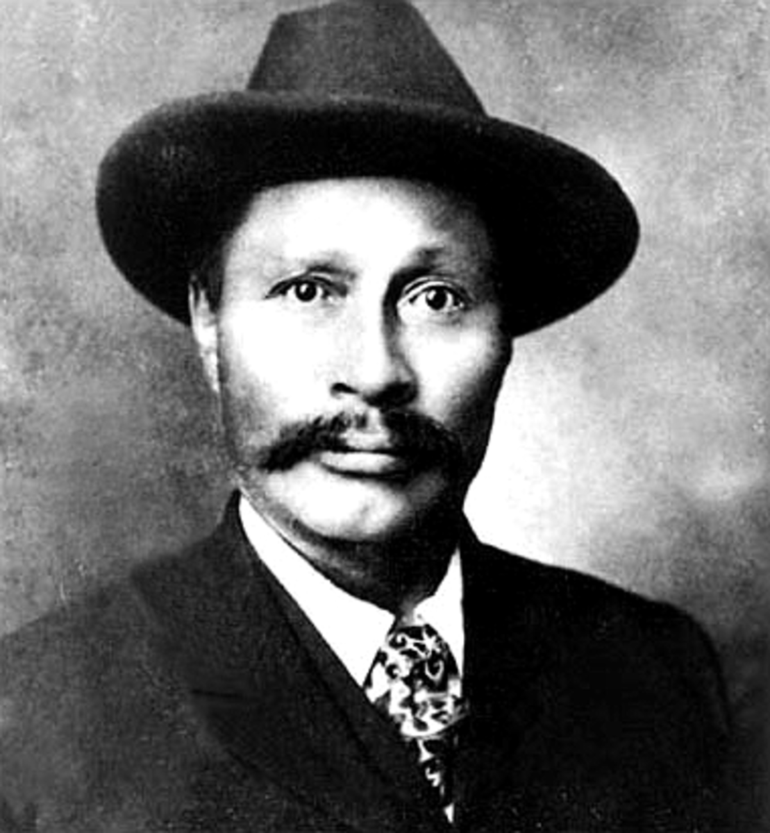 Keish (Skookum Jim Mason) in 1898.