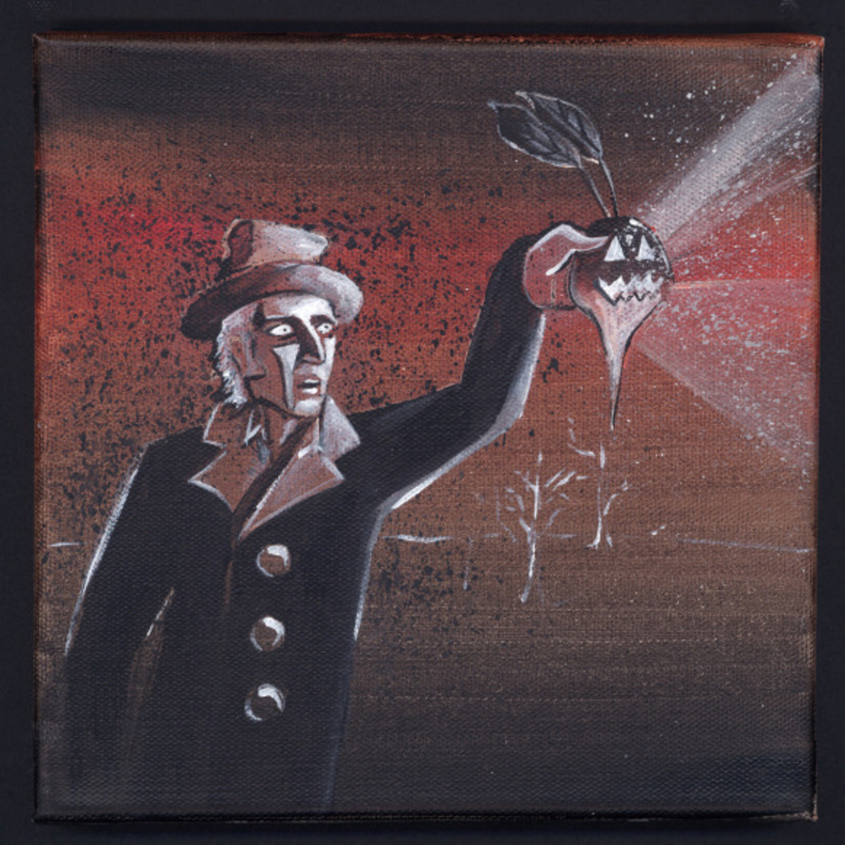 Stingy Jack by Devon Devereaux