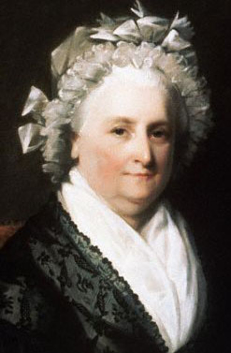 Martha Washington was the 1st First Lady of the United States.