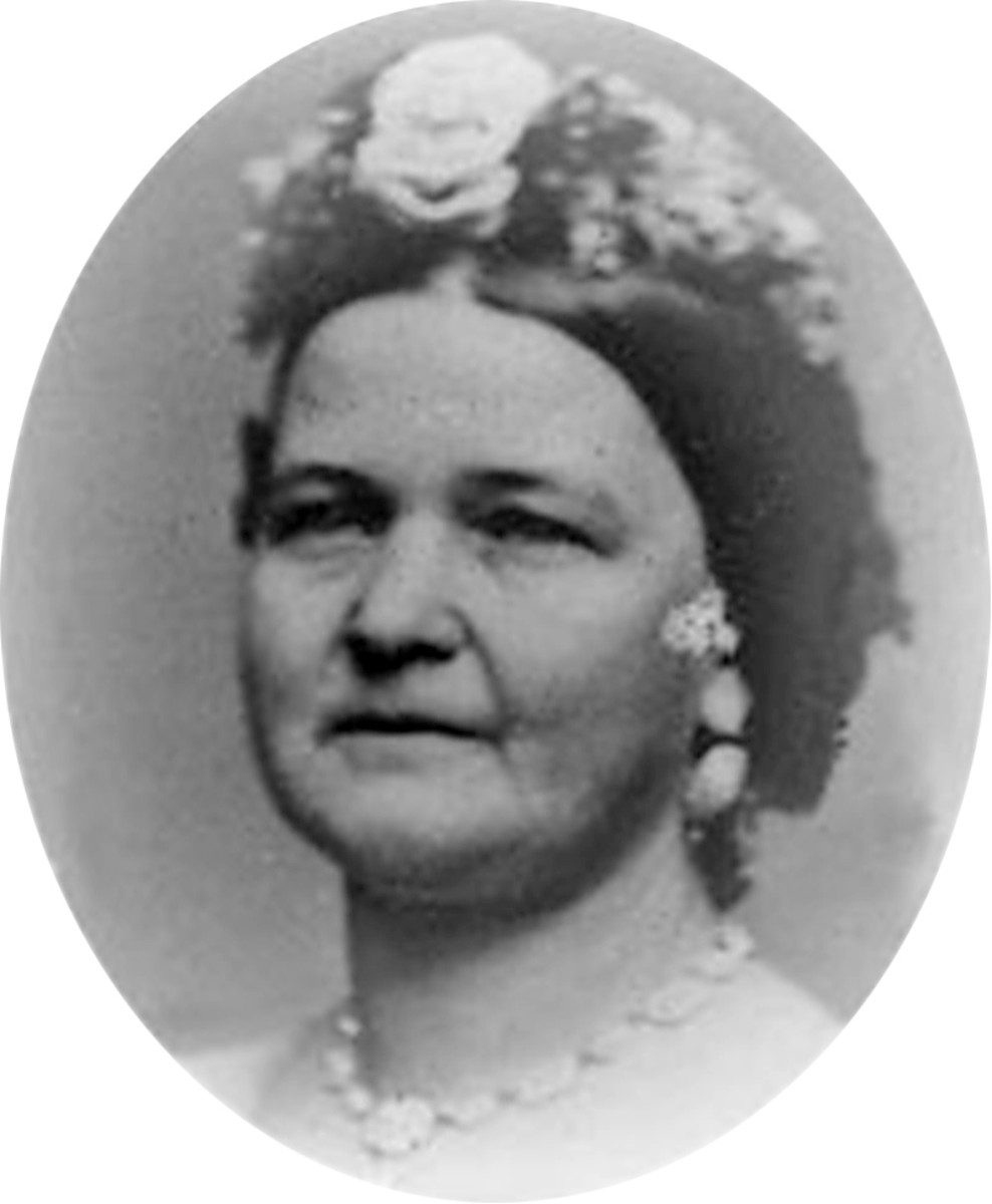Mary Todd Lincoln was the 16th First Lady of the Unitd States.