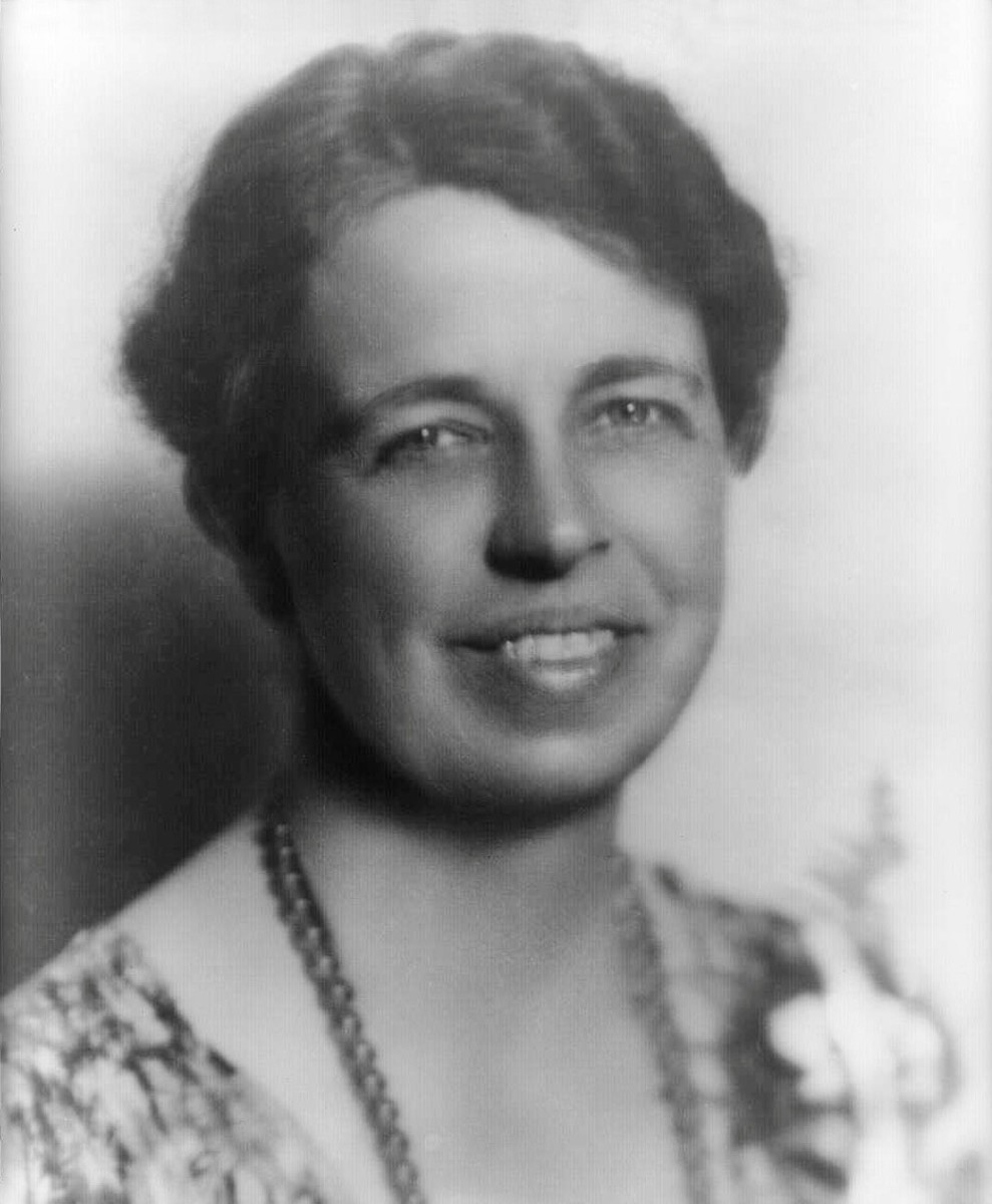 Eleanor Roosevelt was the 32nd First Lady of the United States.