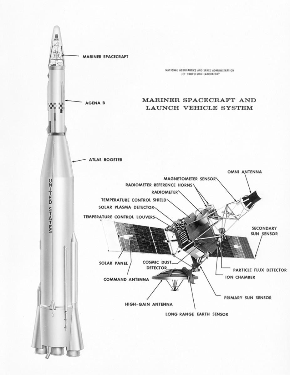 mariner-2-and-its-mission-to-mercury