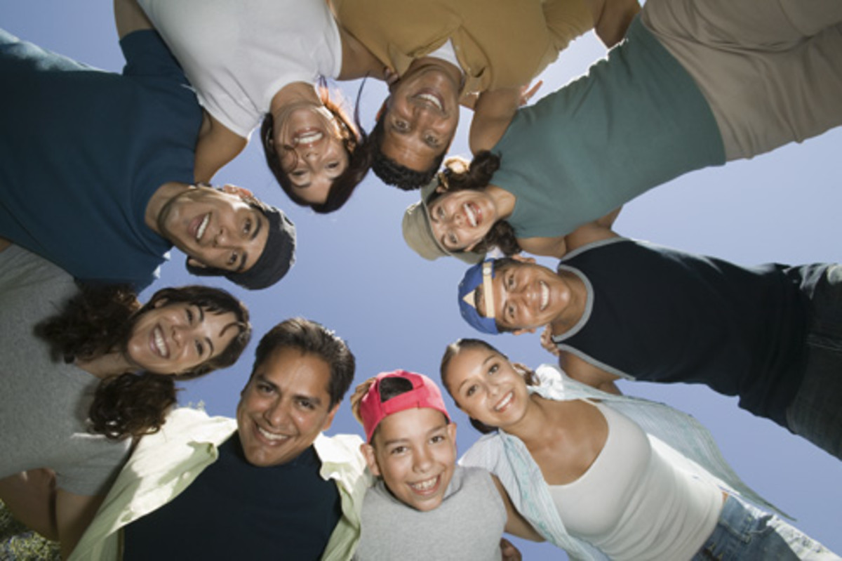 Spanish Speaking network of friends