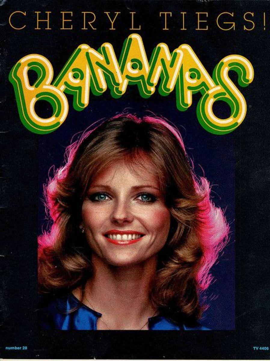 Bananas, Issue #28