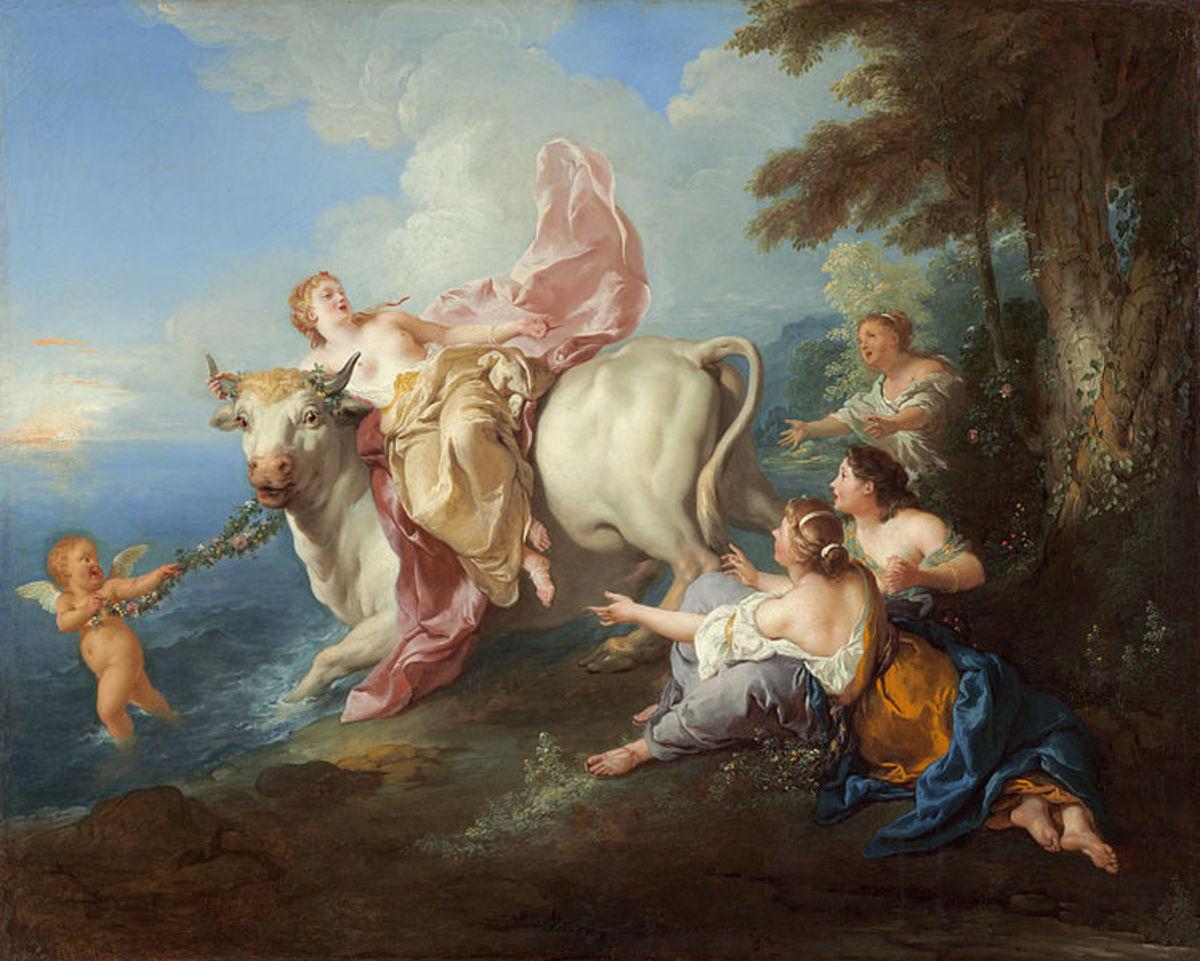 Jean François de Troy (1679–1752) PD-art-100