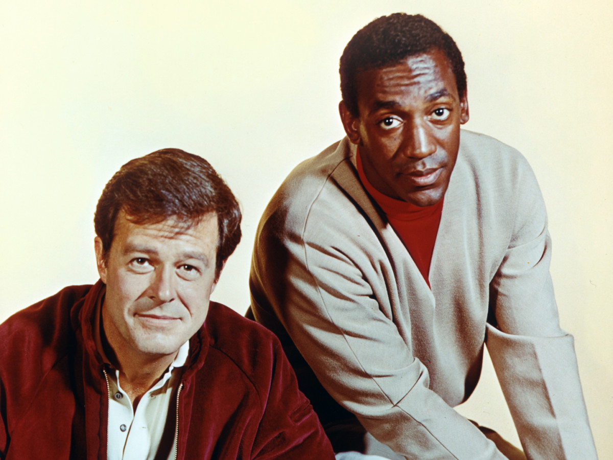 "Bill Cosby's big break came in 1965 when he starred in ""I Spy"" alongside Robert Culp"