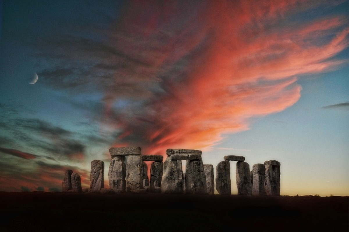 Although it is agreed that Stonehenge is thousands of years old, archaeologists don't fully.  agree on its age.  It is thought to have been built between 2000 and 3000 BC.  Part of the problem is that the site evolved over time.