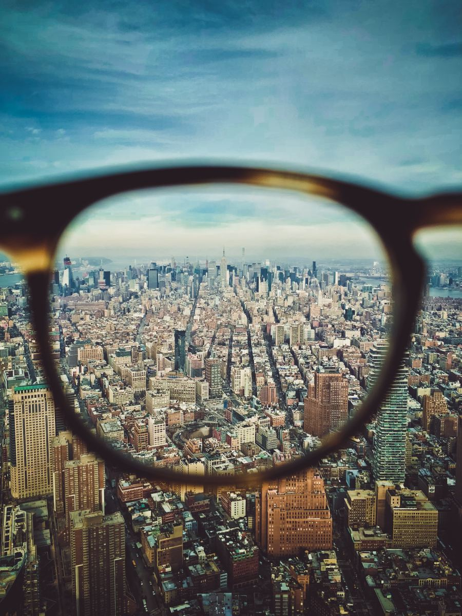 Try to look at the world through an INTJ lens.