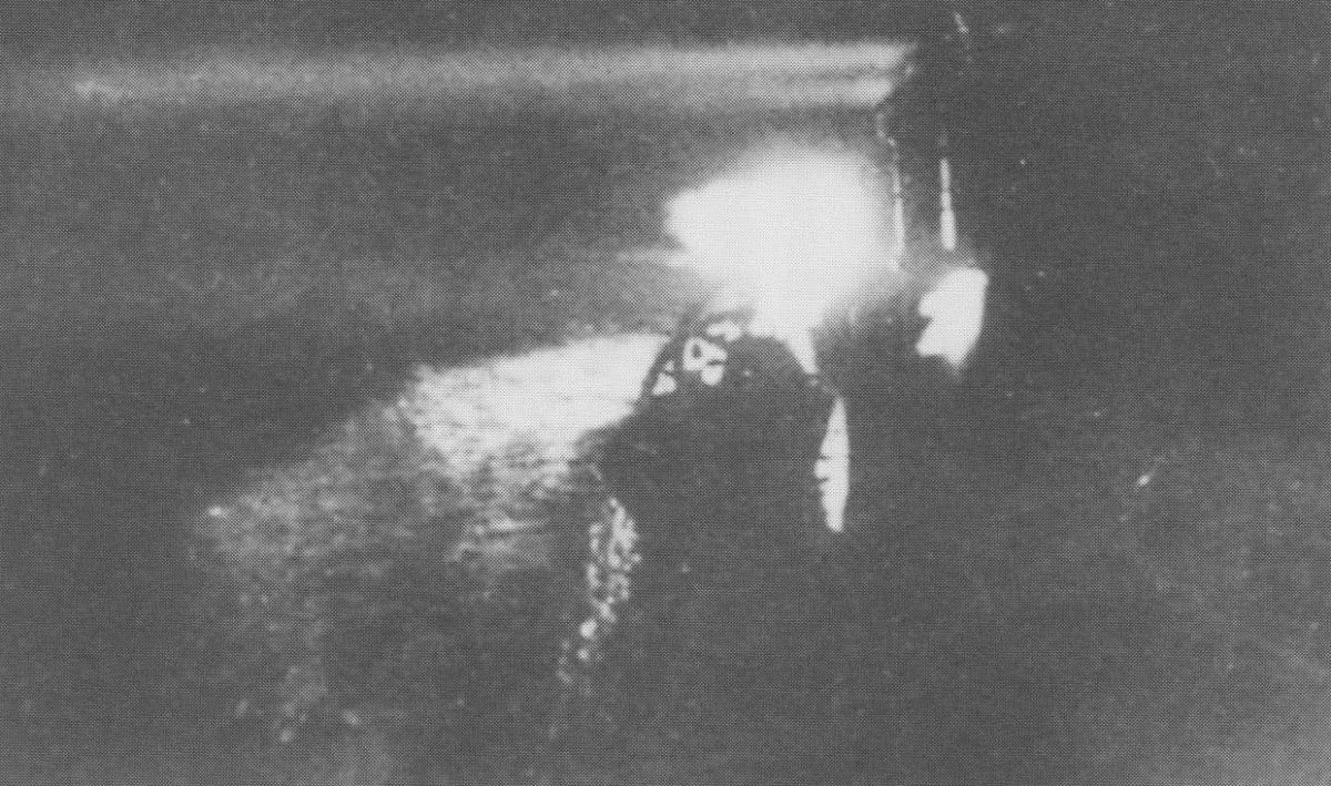 The Japanese Navy used searchlights to find Allied warships. The Japanese Navy were skilled in the art of night attack and used it to their advantage on the seas surrounding Guadalcanal.