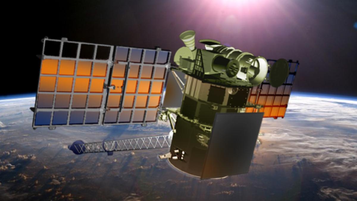DSCOVER Satellite