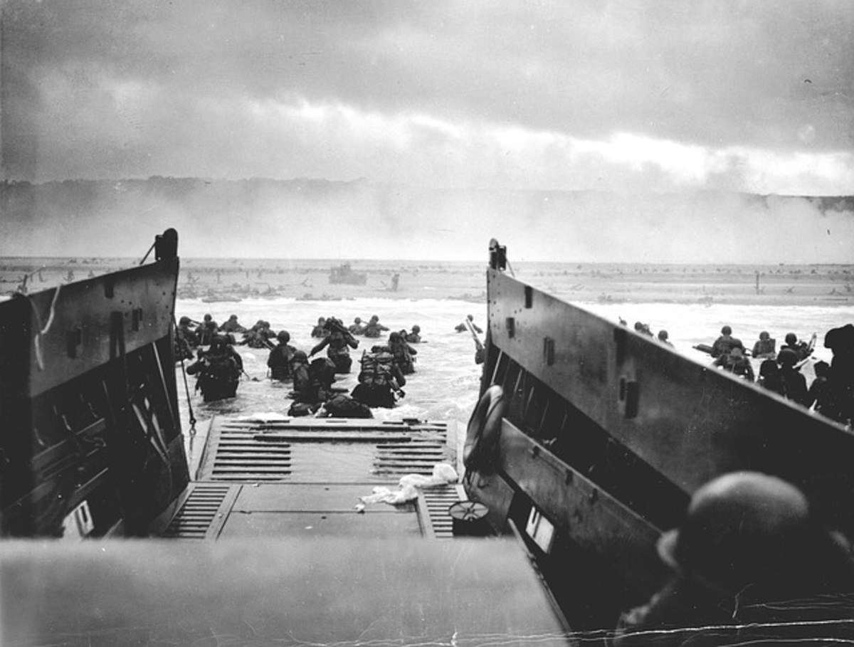 The D-Day Landings were the biggest amphibious invasion operation ever undertaken. Churchill was nervous about the outcome, thanks in part to the disastrous Gallipoli campaign of WWI, which he has been directly involved with planning.