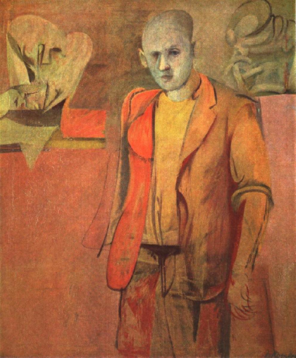 Standing Man (1942)
