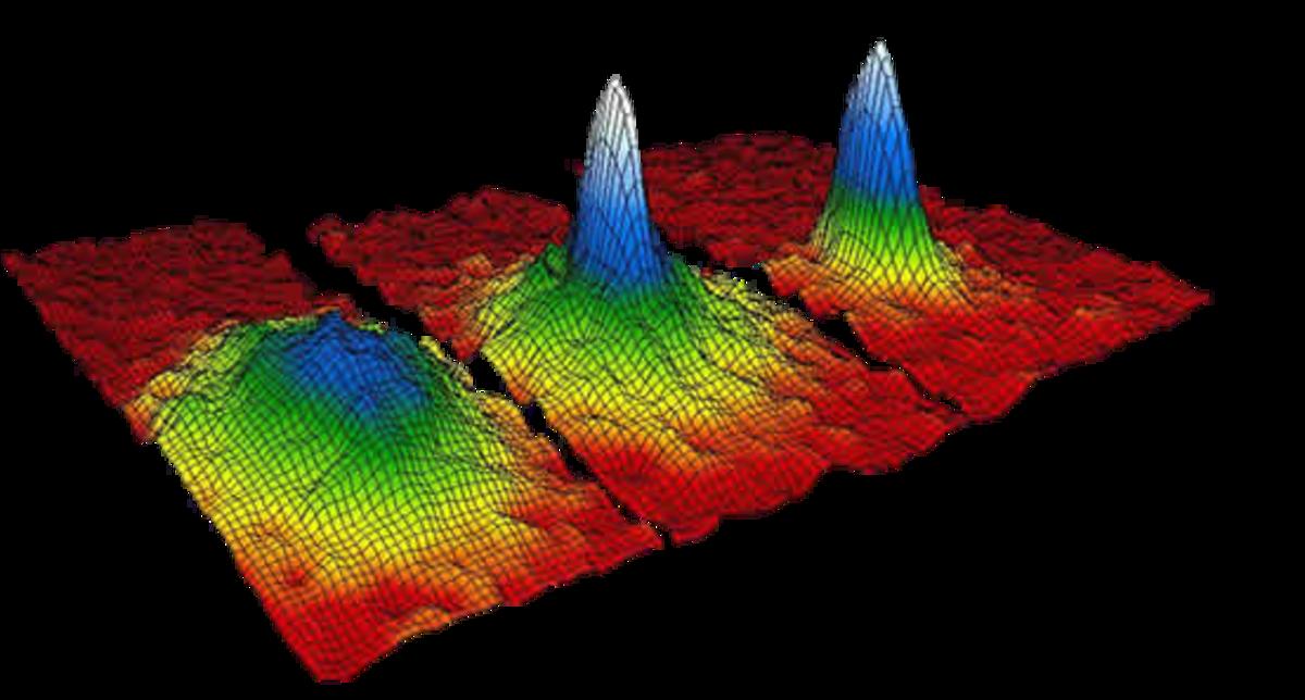 A BEC waveform.